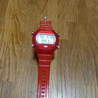 アディダス(adidas)のadidas 腕時計(腕時計(デジタル))
