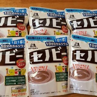 モリナガセイカ(森永製菓)の森永 セノビー 6袋 栄養食品(その他)