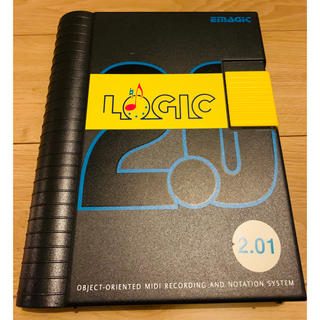Logic 2.0 MIDIA (現Apple)(DAWソフトウェア)