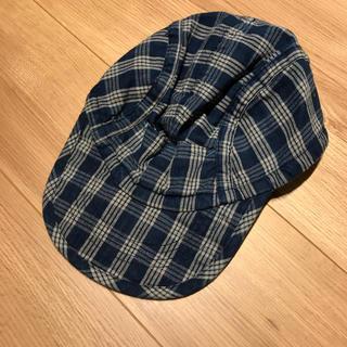 コモリ(COMOLI)のporter classic palaka baseball cap(キャップ)