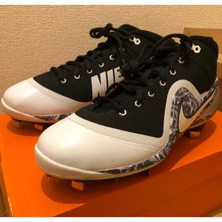 ナイキ(NIKE)の最終価格♪日本未発売⭐︎ナイキ 野球 スパイク 28.5cm(シューズ)