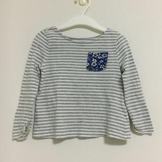 ベビーギャップ(babyGAP)のbaby GAP キッズ 長袖Tシャツ 90(Tシャツ/カットソー)