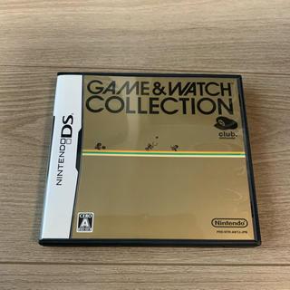 ニンテンドーDS(ニンテンドーDS)のゲームウォッチコレクション 非売品   DSソフト(携帯用ゲームソフト)