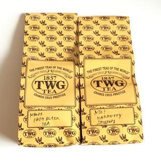 TWG Black Tea&Harmutty SFTGFOP1 (茶)
