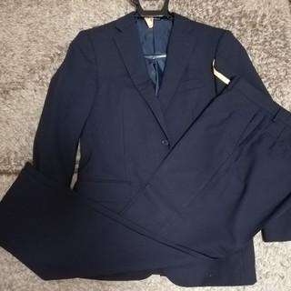 ビューティアンドユースユナイテッドアローズ(BEAUTY&YOUTH UNITED ARROWS)の美品 ユナイテッドアローズgreen label  ネイビートラッドスーツ(セットアップ)