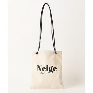 ナイスクラップ(NICE CLAUP)のロゴ紐トートバッグ♡(トートバッグ)