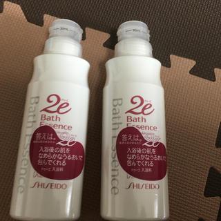 シセイドウ(SHISEIDO (資生堂))のドゥーエ 入浴剤2個(入浴剤/バスソルト)