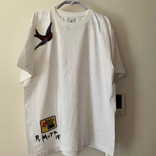 ミハラヤスヒロ(MIHARAYASUHIRO)のメゾンミハラヤスヒロ Tシャツ 一点物(Tシャツ/カットソー(半袖/袖なし))