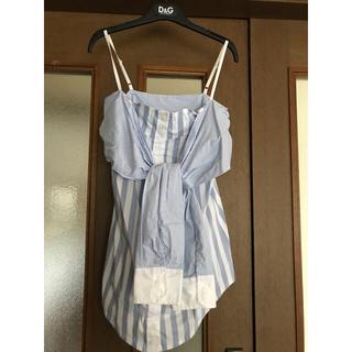 ドゥロワー(Drawer)のdenny rose デニーローズ ワンピース キャミソール obli ドレス(タンクトップ)