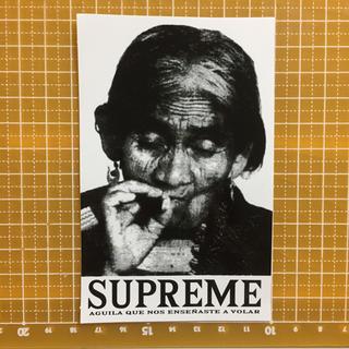 シュプリーム(Supreme)の▷未使用▷supreme ステッカー  AGUILA(その他)