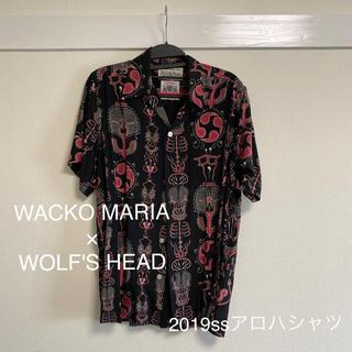 ワコマリア(WACKO MARIA)のWACKO MARIA × WOLF'S HEADのコラボシャツ(シャツ)