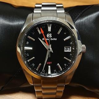 グランドセイコー(Grand Seiko)のグランドセイコー (SBGN013)GMTモデル(その他)
