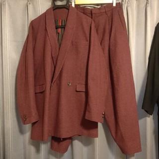 エドウィナホール(Edwina Hoerl)のYANTOR Boucle Milled Wool セットアップ(テーラードジャケット)