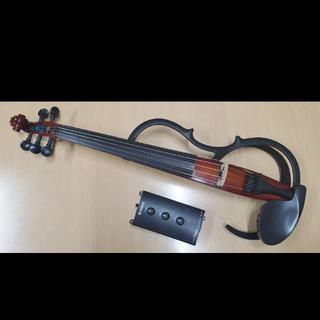 ヤマハ(ヤマハ)のYAMAHA SV255 サイレントバイオリン エレキバイオリン(ヴァイオリン)