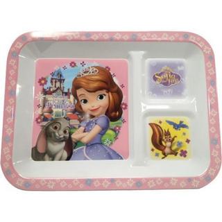 ディズニー(Disney)の新品 プリンセス ソフィア  メラミンプレート(プレート/茶碗)