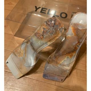 イエローブーツ(Yellow boots)の【激レア・Web完売】yello CITRINE LOW SANDALS /M(サンダル)