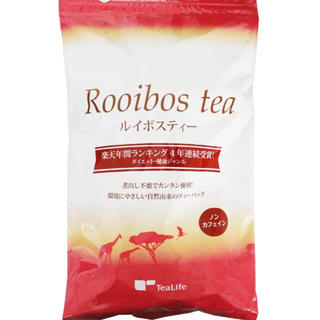 ティーライフ(Tea Life)のTea Life ルイボスティー 101個入り(茶)