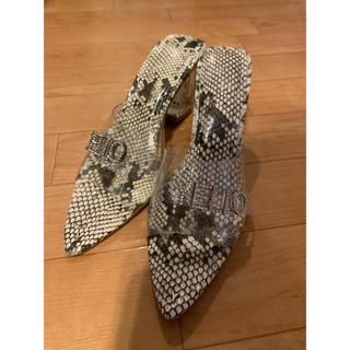 イエローブーツ(Yellow boots)のyello サンダル M 23.5cm(サンダル)
