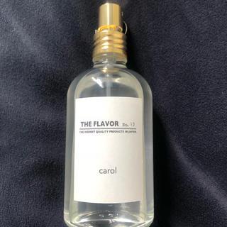 THE FLAVOR ×  carol 香水 ファブリックミスト(ユニセックス)