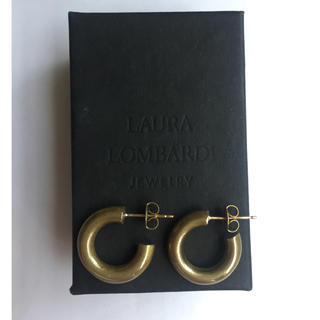 LAURA LOMBARDI MINI HOOP EARRING(ピアス)