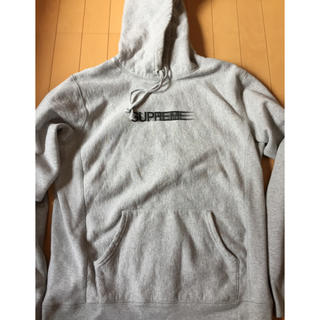 シュプリーム(Supreme)のSupreme Motion Logo Hooded Sweatshirt L(パーカー)