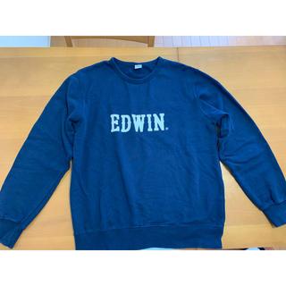 エドウィン(EDWIN)のEDWINのトレーナー(Tシャツ/カットソー(七分/長袖))