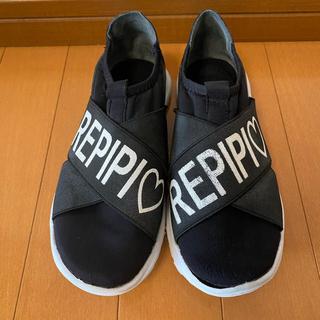 レピピアルマリオ(repipi armario)のREPIPI  ARMARIO スニーカー(スリッポン/モカシン)