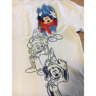 ディズニー(Disney)の海外ディズニー限定 インク&ペイント ミッキーマウス Tシャツ WDW(キャラクターグッズ)