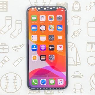 アイフォーン(iPhone)の 【B】iPhoneX/64/SIMフリー(スマートフォン本体)