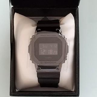 ジーショック(G-SHOCK)の☆本日限定値下げ中★G-SHOCK国内 GM-5600B-1JF(腕時計(デジタル))