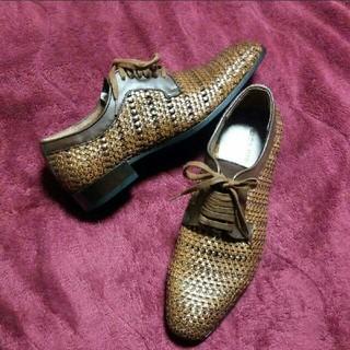 ZARA - ZARA MAN ザラ メンズ シューズ ドレスシューズ 靴 39 25.5