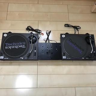 パナソニック(Panasonic)の太郎様専用 Technics ターンテーブル2台セット ミキサー無し(ターンテーブル)