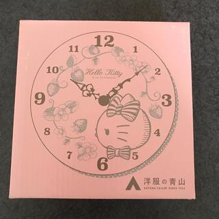 ハローキティ(ハローキティ)の洋服の青山 ハローキティ 掛時計(掛時計/柱時計)
