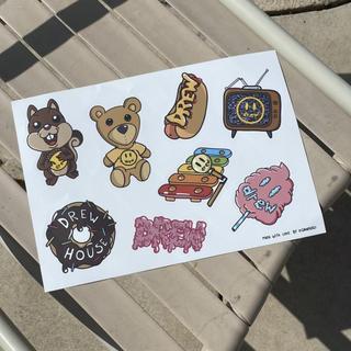 シュプリーム(Supreme)のDrewhouse Sticker Sheet(シール)