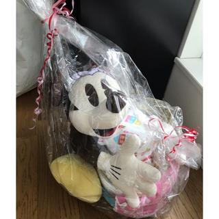 ディズニー(Disney)のおむつケーキ ミニー 女の子用(ベビー紙おむつ)