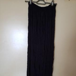 イッセイミヤケ(ISSEY MIYAKE)のイッセイミヤケのロングスカート(ロングスカート)