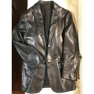 ジルサンダー(Jil Sander)の定価50万⭐️JIL SANDER  コレクションライン  ラム革ジャケット(レザージャケット)