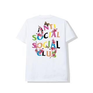 アンチ(ANTI)のASSC アンチソーシャルソーシャルクラブ Tシャツ L 19AW 桜(Tシャツ/カットソー(半袖/袖なし))