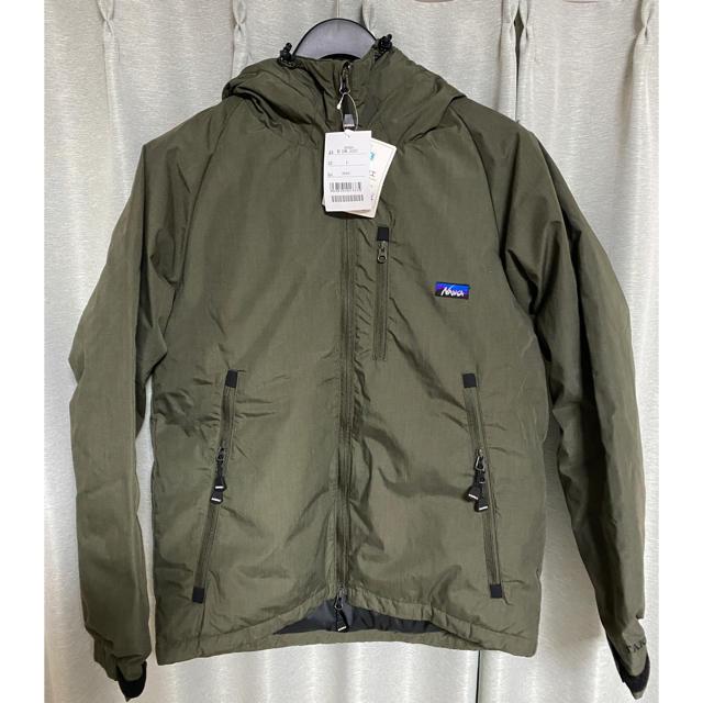 NANGA(ナンガ)のナンガ 焚火 ダウンジャケット 新品未使用 メンズのジャケット/アウター(ダウンジャケット)の商品写真