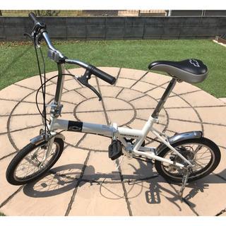 シボレー(Chevrolet)の【SN様専用】シボレー 折りたたみ自転車(自転車本体)