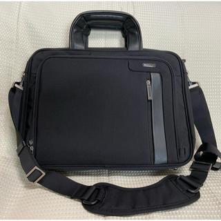 エースジーン(ACE GENE)のビジネスバッグ ブリーフケース ACE  エースジーン PC収納 美品(ビジネスバッグ)