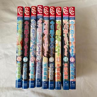 ショウガクカン(小学館)の今日恋をはじめます6~15巻セット(12巻なし)(少女漫画)