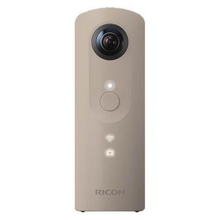 リコー(RICOH)の【新品】 RICOH THETA SC ベージュ 【未使用】(コンパクトデジタルカメラ)