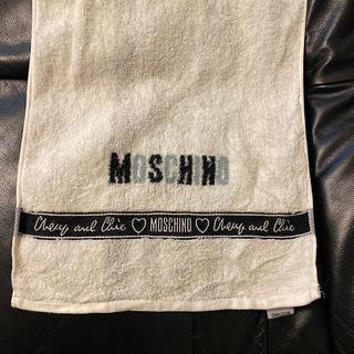 モスキーノ(MOSCHINO)のモスキーノ MOSCHINO  フェイスタオル(タオル/バス用品)