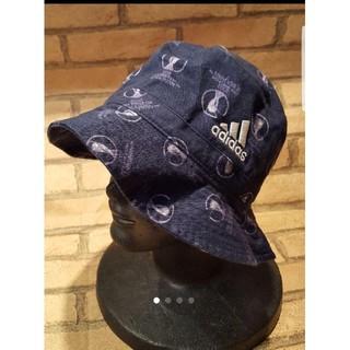 アディダス(adidas)のadidas アディダス ワールドカップ ハット帽 (ハット)