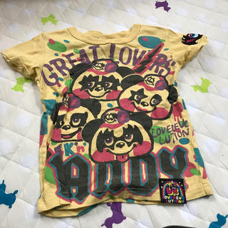 ラブレボリューション(LOVE REVOLUTION)のラブレボ 半袖Tシャツ♡120(Tシャツ/カットソー)