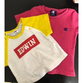 エドウィン(EDWIN)のスポーツブランドTシャツセット(Tシャツ/カットソー)