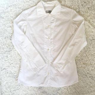 マルタンマルジェラ(Maison Martin Margiela)のマルタンマルジェラ 白シャツ♡(シャツ/ブラウス(長袖/七分))