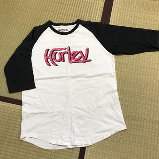 ハーレー(Hurley)のHURLEY ハーレーラグラン 7部丈Tシャツ(Tシャツ/カットソー(七分/長袖))