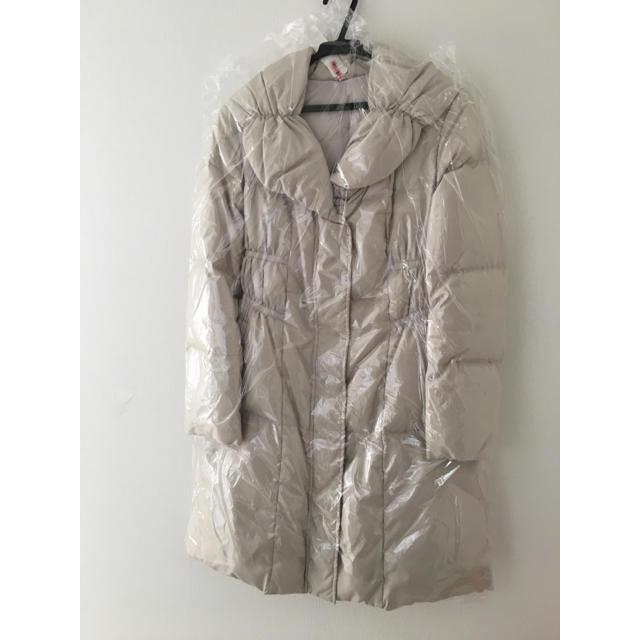 ANAYI(アナイ)のアナイ ダウンコート 36 美品 レディースのジャケット/アウター(ダウンコート)の商品写真